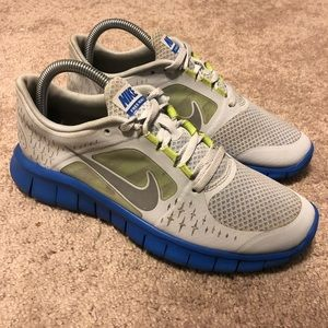 8987b9d6676e Nike Shoes - 2012 Nike Youth Free Run 3 Shoes 7Y Women s 8.5